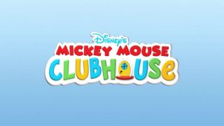 logo maison mickey mouse clubhouse disney