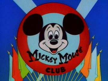 logo mickey mouse club disney