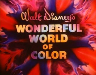 logo walt disney world wonderful color