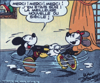 madeline mouse mickey disney