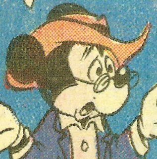 marty mouse disney mickey