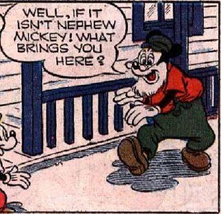 mathusalem mouse mickey disney