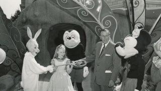 mickey 1958 disney disneyland