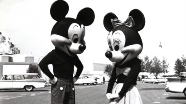 mickey 1959 disney disneyland