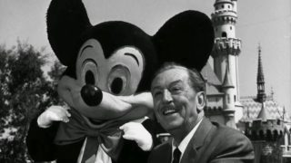 mickey 1962 disney disneyland