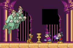 mickey great circus mystery jeu vidéo game disney