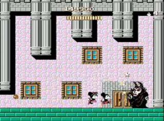 mickey mousecapade jeu vidéo game disney