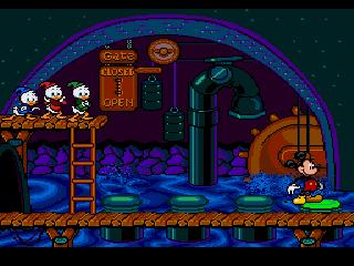 mickey ultimate challenge jeu vidéo game disney