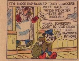 milty mouse mickey disney
