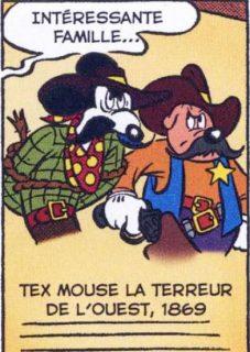 tex mouse mickey disney