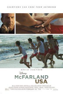 Affiche Poster McFarland USA disney