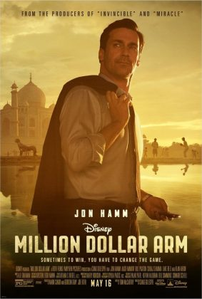 Affiche Poster million dollar arm disney