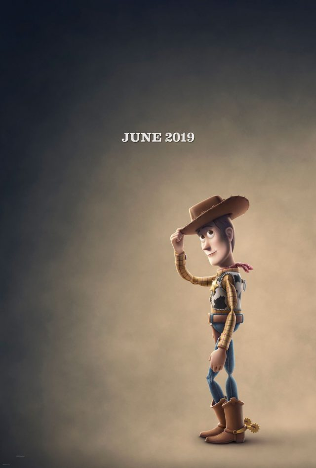 Affiche Poster toy story 4 Pixar Disney
