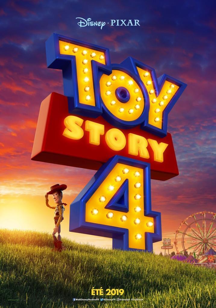 """""""Toy Story 4"""" : une nouvelle affiche française !"""