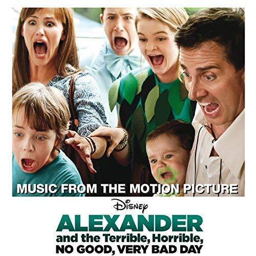 bande originale soundtrack ost score alexandre journee epouvantablement horrible affreuse alexander good very bad day disney
