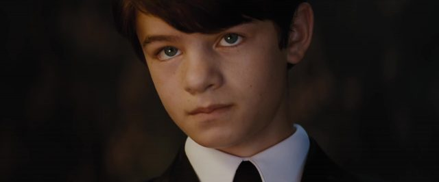 Capture Artemis Fowl disney