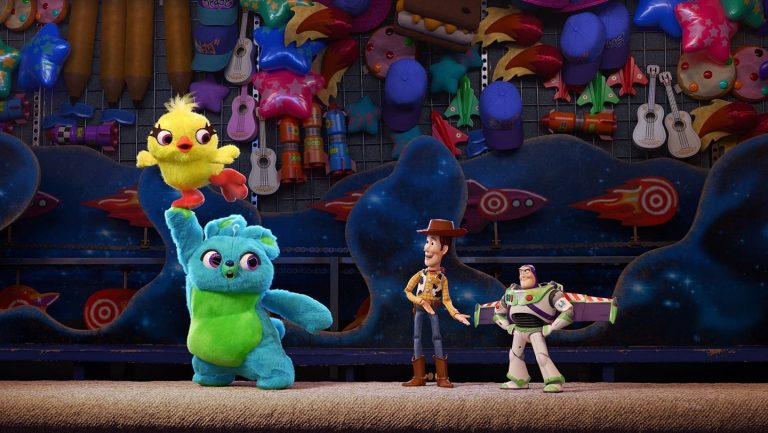 """""""Toy Story 4"""" : première image et vidéo inédite du film."""