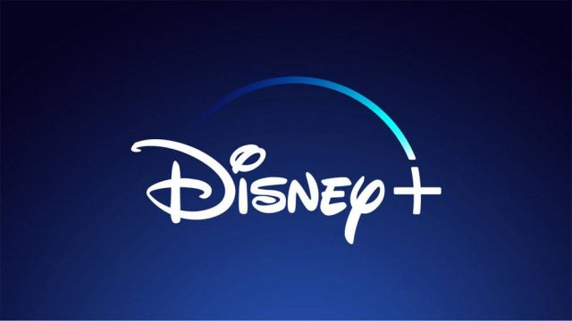 logo disney+ streaming
