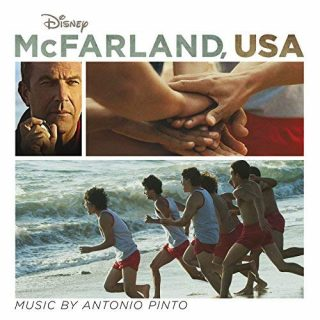 bande originale soundtrack ost score mcfarland usa disney