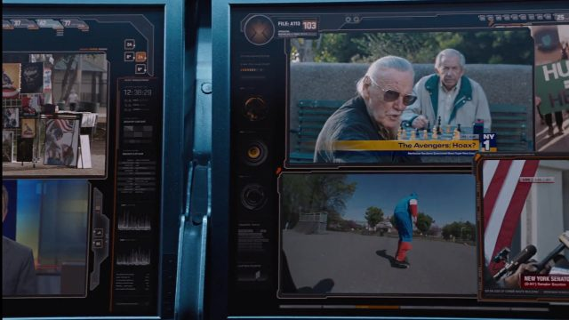 stan lee avengers marvel disney cameo