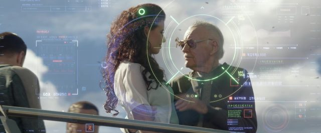 stan lee gardiens gardians galaxie galaxy marvel disney cameo