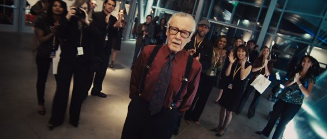 stan lee iron man 2 marvel disney cameo