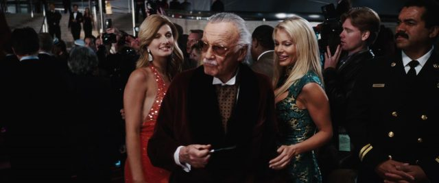 stan lee iron man marvel disney cameo