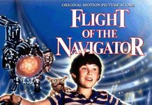 bande originale soundtrack ost score vol navigateur flight navigator disney