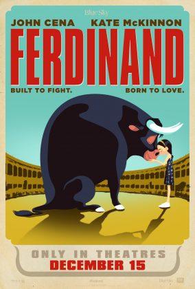 Affiche poster Ferdinand disney fox blue sky studios