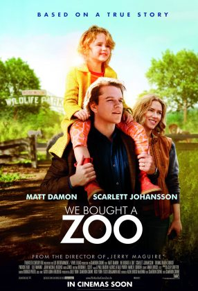 Affiche Poster nouveau départ bought zoo disney 20th century fox
