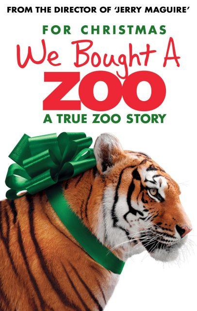 Affiche Poster nouveau départ bought zoo disney 20th century fox