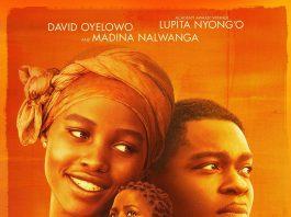 Affiche Poster queen katwe disney