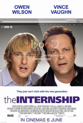 Affiche Poster stagiaires internship disney 20th century fox