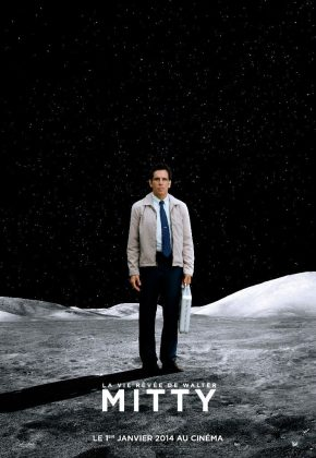 Affiche Poster vie rêvée secret life walter mitty disney 20th century fox
