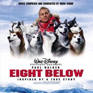 bande originale soundtrack ost score antartica prisonniers froids eight bellow disney