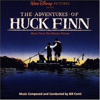 Bande originale soundtrack ost score adventure aventure huckelberry huck finn disney