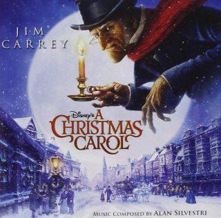 bande originale soundtrack ost score drôle noel scrooge christmas carol disney