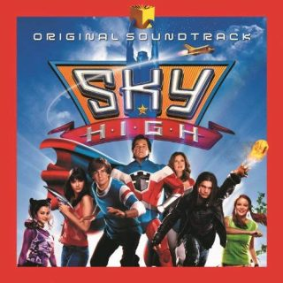 bande originale soundtrack ost score école fantastique high sky disney