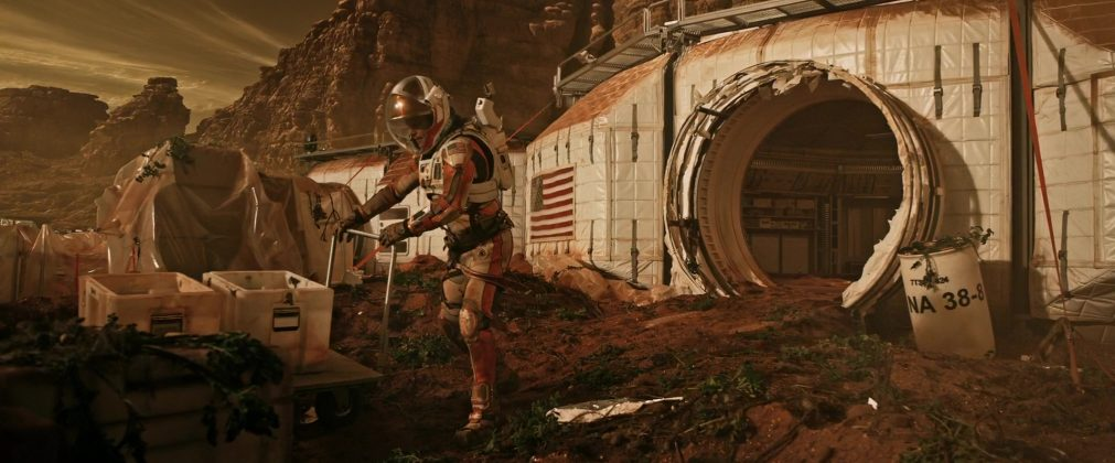 Image seul mars martian disney 20th century fox