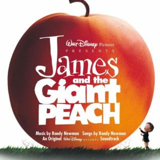 bande originale soundtrack ost score james pêche géante giant peach disney