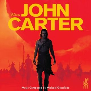bande originale soundtrack ost score john carter disney