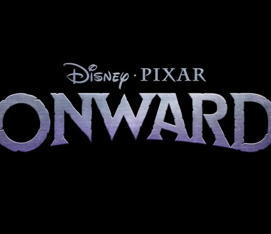 logo onward pixar disney