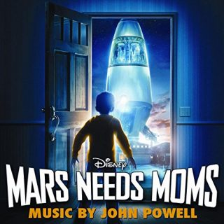 bande originale soundtrack ost score milo mars needs moms disney