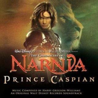 bande originale soundtrack ost score monde narnia prince caspian disney
