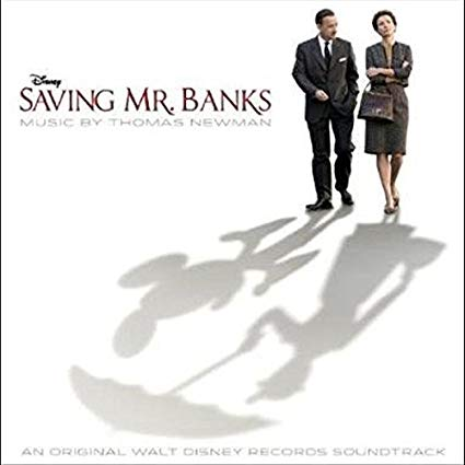 bande originale soundtrack ost score ombre mary promesse walt disney saving banks