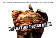 bande originale soundtrack ost score operation dumbo drop disney