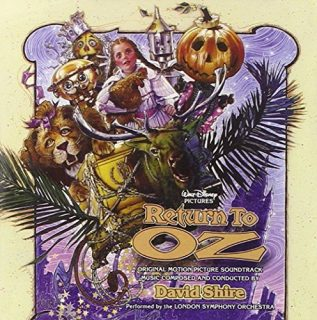 bande originale soundtrack ost score oz monde extraordinaire return disney