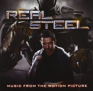 bande originale soundtrack ost score real steel disney touchstone
