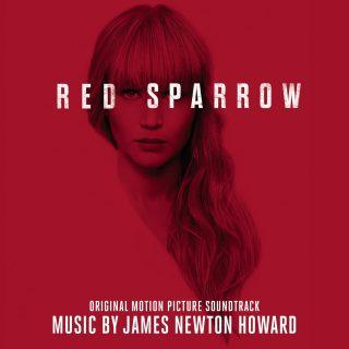 bande originale soundtrack score ost red sparrow disney 20th century fox