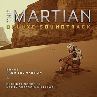 bande originale soundtrack ost score seul mars martian disne 20th century fox